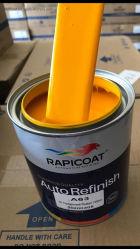Usine directement vendus 2K le mélange de revêtement avec durcisseur peinture automobile à séchage rapide