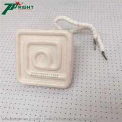60X60mm陶磁器IRの暖房版の電気赤外線ヒーターのパネル