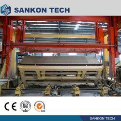ماكينة صناعة طوب أوتوماتيكية بالكامل لمصنع الطوب اللبن بالطين