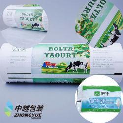 Het gelamineerde Broodje van de Plastic Film van de Verpakking van het Voedsel voor het Sachet van het Water