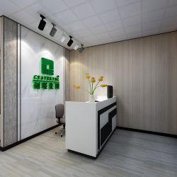 Soffitto laminato di legno del PVC del comitato di parete della decorazione per la decorazione dell'interno