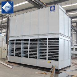 CTI промышленных поперечного потока при испарении в сочетании со встречным потоком воды закрытые системы охлаждения в корпусе Tower для холодильного хранения приложений льда на заводе