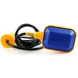 El nivel de agua de alta calidad del sensor de líquido Interruptor de Flotador horizontal