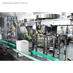 フルオートマチックのひまわり油/食用油/ゴマ油/エンジンオイル/潤滑油の詰物およびパッキング機械生産ライン