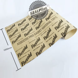 Resistente a Óleo fibras importadas da folha de papel, fibra de vedação de junta de papel
