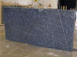 Polished grigio/bianco di pietra naturale/smerigliatrice/mattonelle blu fiammeggiate/spazzolate/Sandblasted/vedute del granito della perla per gli interiori/il pavimento/la decorazione/rivestimento esterni/esterni della parete