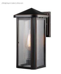 Dispositif d'éclairage mural en vogue de la lampe témoin de plein air avec l'ETL et prix d'offre spéciale