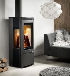 放出Eco低いデザイン木製のヒーターかストーブまたは暖炉中国製