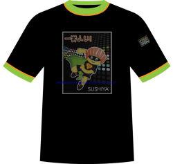 Panneau Eletroluminescent EL EL T-Shirt T-Shirt Promotion EL