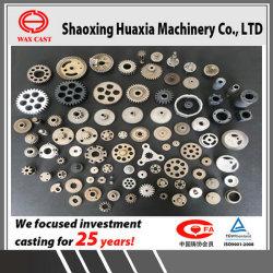 OEM métal fritté de poudre de précision de pièces pour les engrenages du moteur de treuil