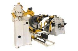 Mensualmente se ocupa de la bobina personalizados Nc Alimentador de servo Uncoiler alimentador plancha compacta de 3 en 1 Decoiler Alimentador de plancha para la prensa de la máquina para piezas de automoción