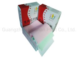 NCR-Endloslisten-kontinuierlicher Papierdrucker im Paket