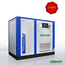 Industriële 0.5-80 M3/Min 6-40 Compressoren van de Lucht van de Schroef van de Wisselstroom van KW van de Staaf 5.5-400 de ElektroDirecte Gedreven/Gekoppelde Roterende met ISO, Ce, GC Goedkeuring