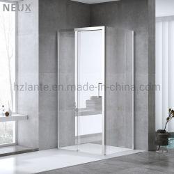 도매 코너 등록 두 배 미닫이 문 샤워 내각 (L5503-B)