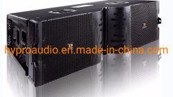 中国の熱い販売の専門のスピーカーはラインアレイV25スピーカーラインアレイ製造者15インチ二倍になる