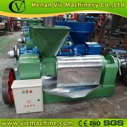 オイルシードのための容量800kg/hのねじオイル出版物機械