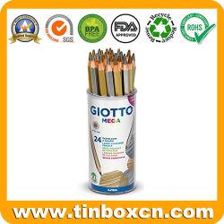 Metallfeder-Behälter für Zinn-Kasten-Bleistift-Halter-Briefpapier-Verpackung