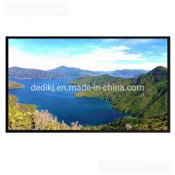 55인치 오픈 프레임 LCD 모니터 LCD 디스플레이 고밝기 LCD 화면