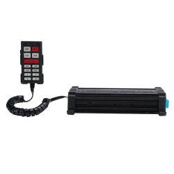 Senken Cable Muti-Function Control de la luz de advertencia fuerte sonido de la policía de la sirena electrónica