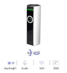 Fisheye185 Camera Survelliance van de Veiligheid van WiFi Iphome van de Graad de Digitale voor Videorecorder