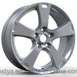 Roues en alliage de répliques hyper Silver pour Mazda