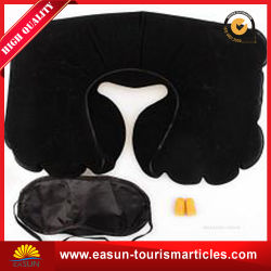 Cuscino del collo della mascherina di occhio del kit di corsa per la promozione