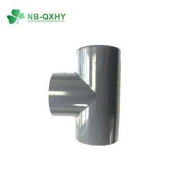 Водой высокого давления Pn16 из ПВХ трубы фитинг равных тройник