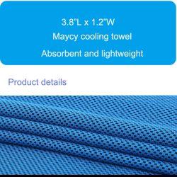 De koel Giften van de Handdoek voor Vrienden en Familie, de Handdoek van de Gymnastiek, KoelHanddoek