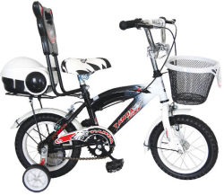 Guia dos pais para a segurança de bicicletas para crianças