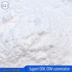 Polvo blanco de cloruro de calcio dihidratado producto químico para tratamientos de agua