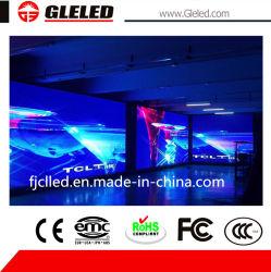 Золотой чип Мби 5024 IC установлен светодиодный экран P10 для использования внутри помещений