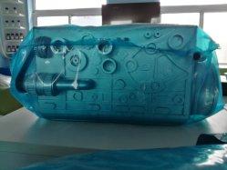 Rustproof VCI Sac de film d'emballage, la preuve de la rouille cubes 3D Emballage Industriel Sac, Sac de verrouillage de fermeture à glissière imperméable pour Viechle/équipement/emballage de stockage des pièces de métal
