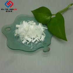 Pet fibras discontinuas de poliéster 6mm de hormigón