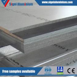 型のための6063/6061の熱間圧延アルミニウム版