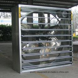 Automatisches Ventilations-Kühlventilator-System für Brathühnchen-landwirtschaftliche Maschinen
