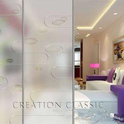 het Duidelijke Zure Geëtstez Glas van 2mm12mm/Gezandstraald Glas/Gekleurd Berijpt Glas