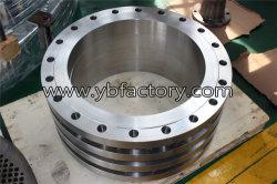 изготовленный на заказ<br/> S316L нержавеющей поддельных большого диаметра обработанной фланец