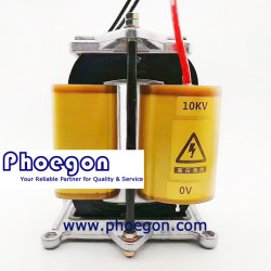 R Type transformateur haute tension 10kv 500 VA.