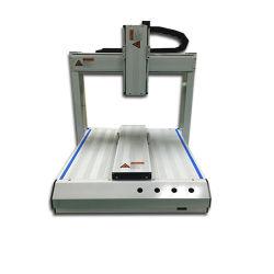 분배하고는, 납땜 접착제를 위한 3 측 데카르트 철학 로봇 테이블 크기 300*300mm 등등
