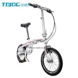 Mini Loisirs d'entraînement de l'arbre Vélo Pliant Vélo de châssis en alliage en aluminium 6061