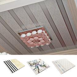 Напряжение питания на заводе водонепроницаемый пластиковый полый ПВХ панели подвесного потолка из Китая