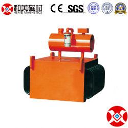 Grupo Gaogong Mining a autolimpeza Overband Separador Magnético electromagnética