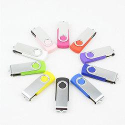 подарок для продвижения поворотный USB Flash Driver
