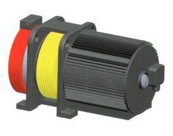 Lst-Sp320L Gearless Dumbwaiter de elevação do elevador do Motor de tracção do elevador do Transportador
