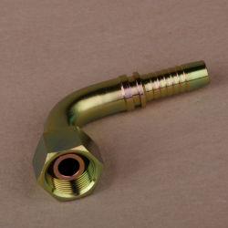 Haute qualité joint mâle métrique Outil de sertissage du flexible hydraulique manuel