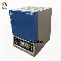 В салоне-1200 лаборатория электрических печах, высокое качество Muffle печи