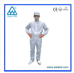 ESD 核分裂服(導電性シルク)( 3W - 9302 )
