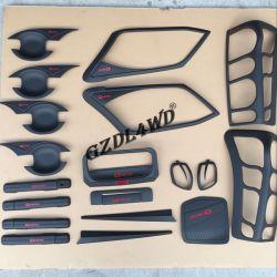 4X4 autoDekking 12-14 van Isuzu van Delen D-Maximum Decoratieve