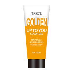 Sèche cheveux Colorant temporaire Tazol le gel de couleur