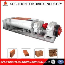Impastatrice dell'argilla dell'asta cilindrica automatica del doppio per la serie del miscelatore
